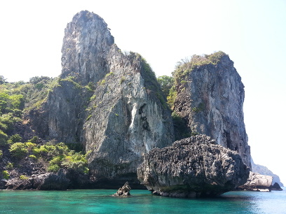 Phuket (around Maya Beach) 2016