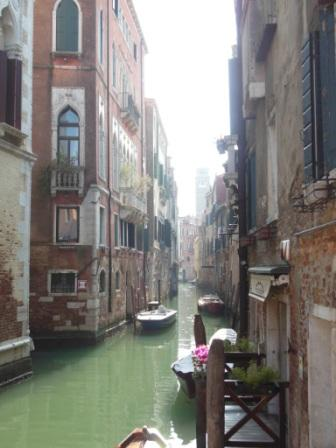 Venice (some small channel) 2015